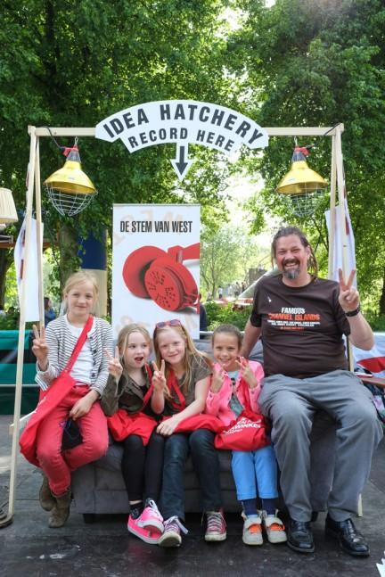 Jonas Ohlsson en De Stem van West Utrecht Bevrijdingsfestival Utrecht