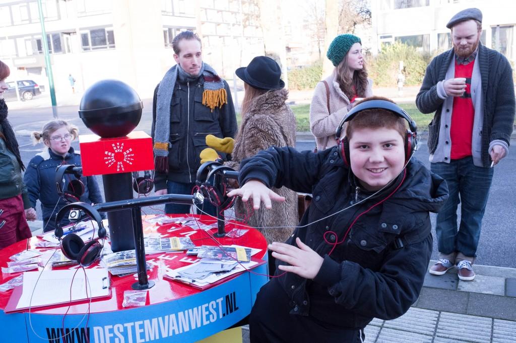 Radiobakfiets_nieuwjaarsduik de stem van west