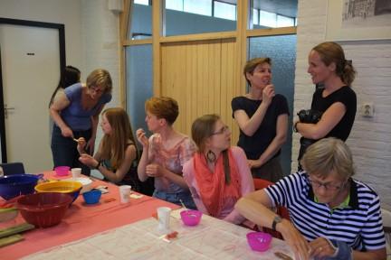 workshop papieren plafndornamenten kauwen-4